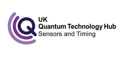UK Quantum Technology Hub for Sensors and Timing logo