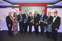 Sir Arthur Clarke Awards 2011 winners.