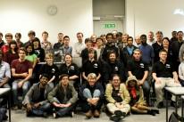 UKSEDS Workshop group picture. Credit: Gowrishanker Siva