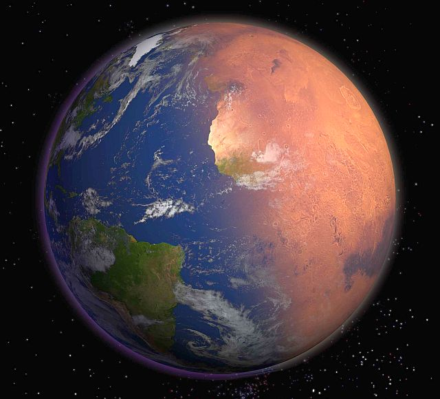 Mars_Earth_small