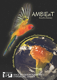 AMBIEnT Executive Summary cover. Photo credit: ISU