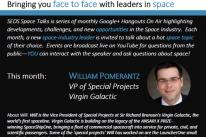 SpaceTalks promo