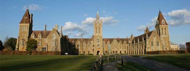 Charterhouse School, Godalming, Surrey.
