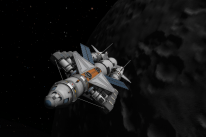 8 Arrival at the Mun