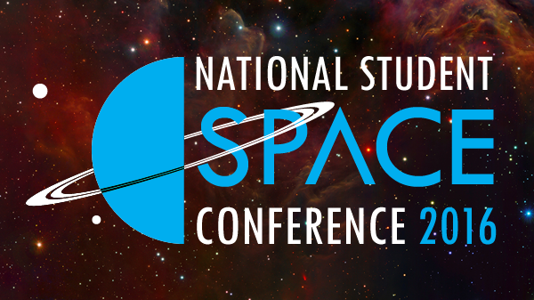National Student Space Conference 2016