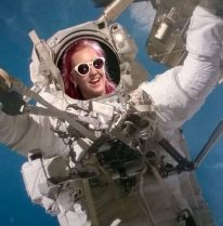 Astronaut Kayleigh