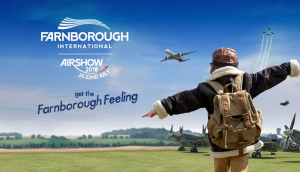 Farnborough International Airshow 2018!